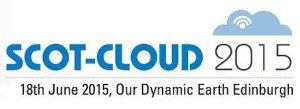 Scot-Cloud 2015 logo