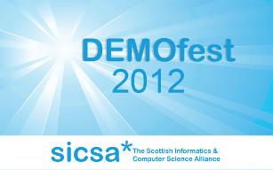 SICSA DEMOfest 2012